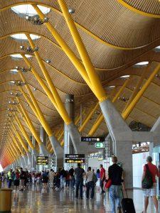 Aeroporto Madrid- Barajas