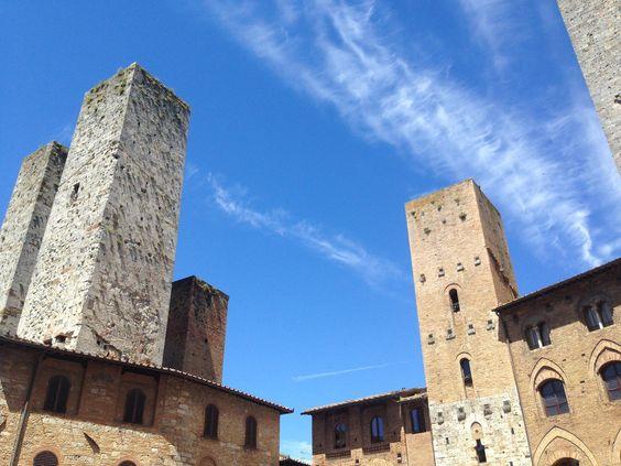 Monteriggioni-Torri