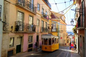 Lisbona-Funicolare