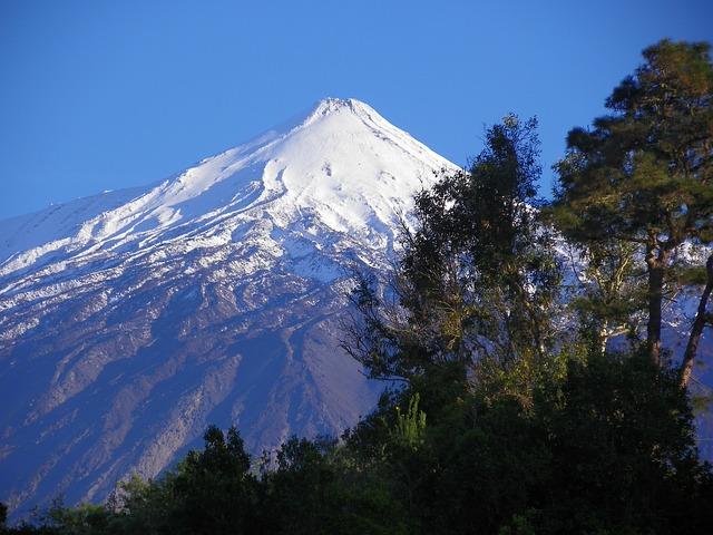 Tenerife -Vulcano Teide