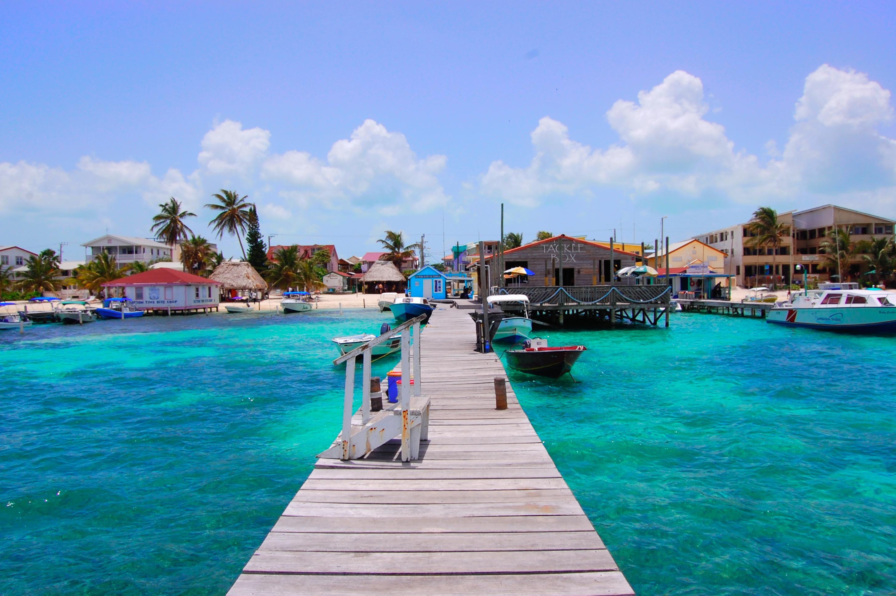 Ambergris Caye: guida all'isola più grande del Belize