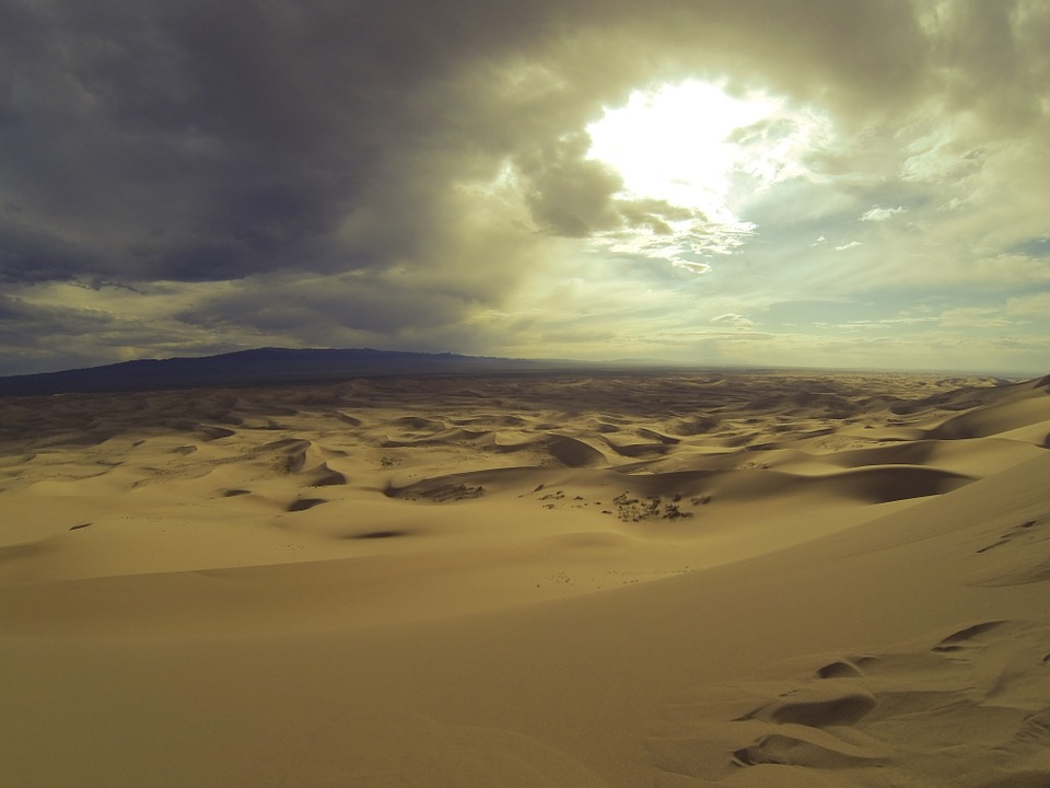 deserto gobi