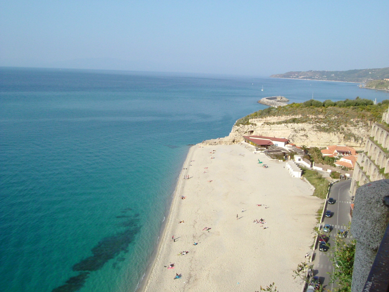 tropea spiaggia