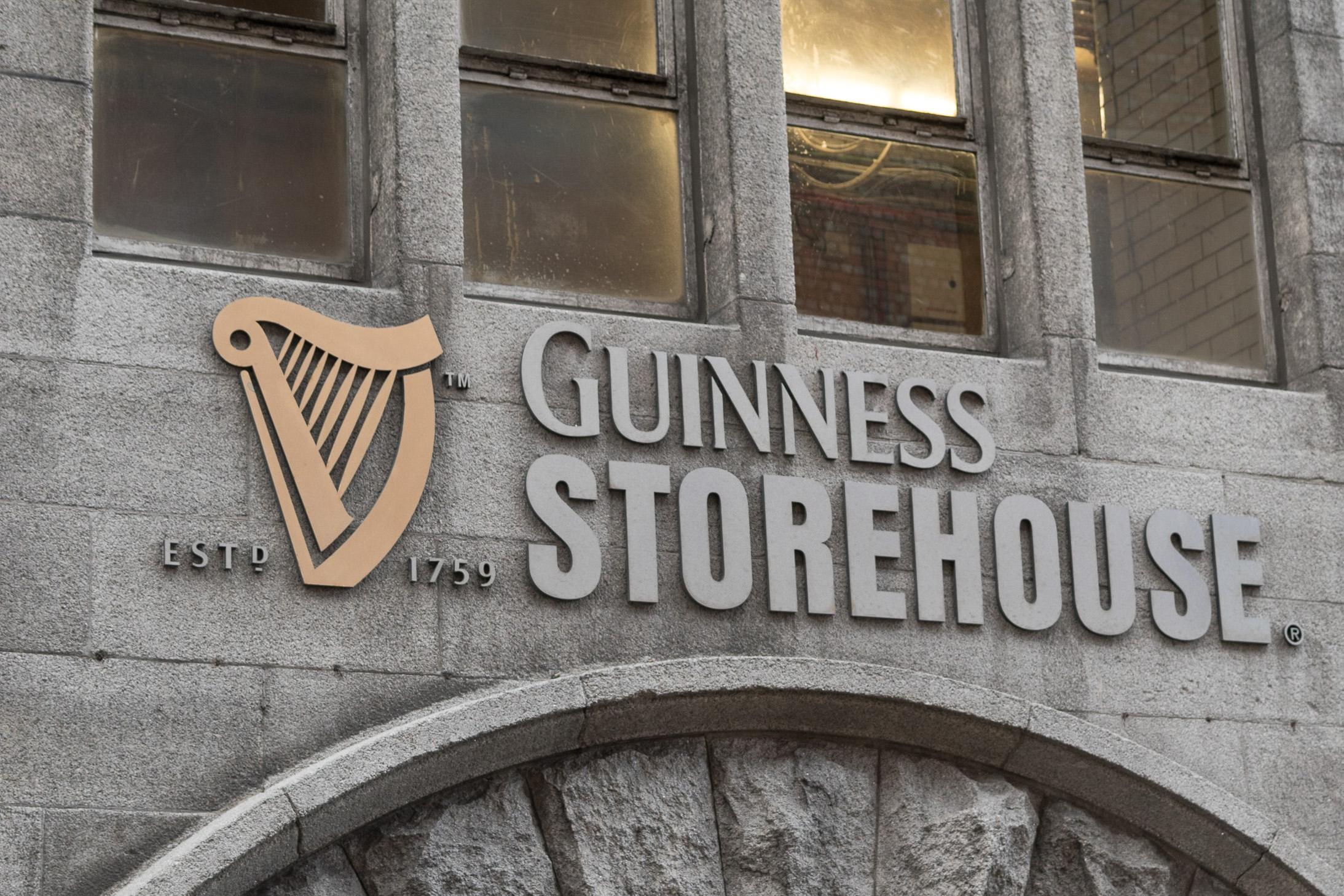 Guinness Storehouse: informazioni, prezzi e durata visita