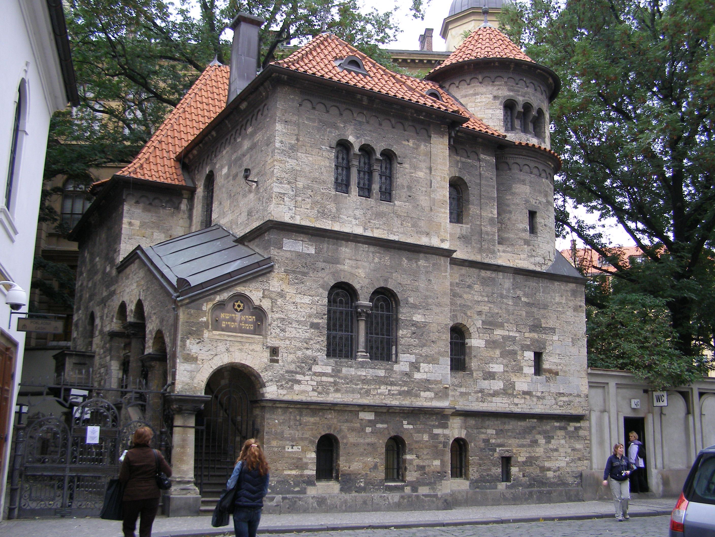 Klausová synagoga Josefov