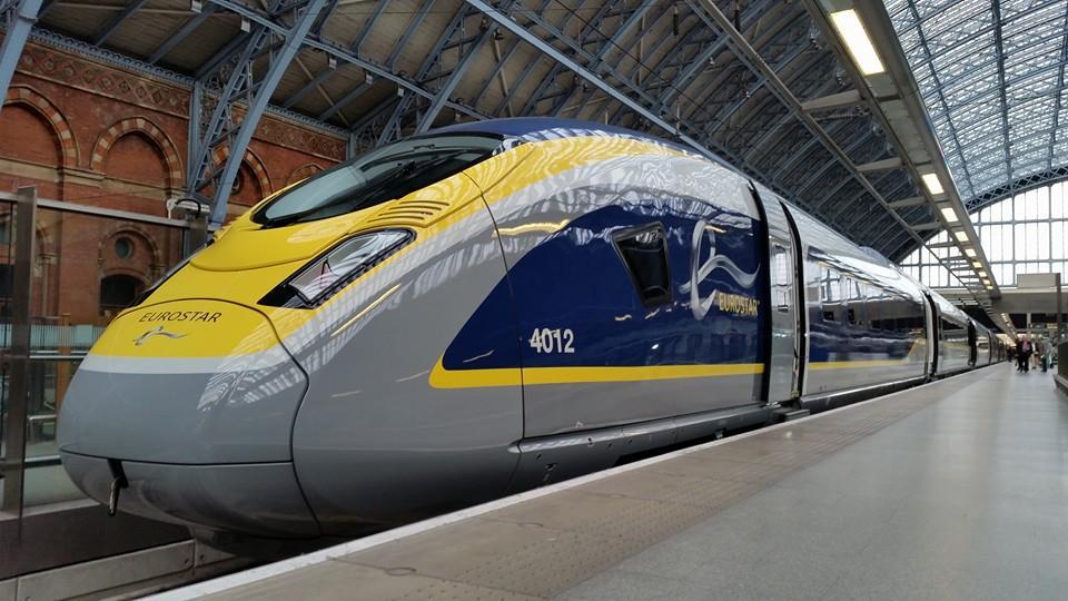 treno londra amsterdam