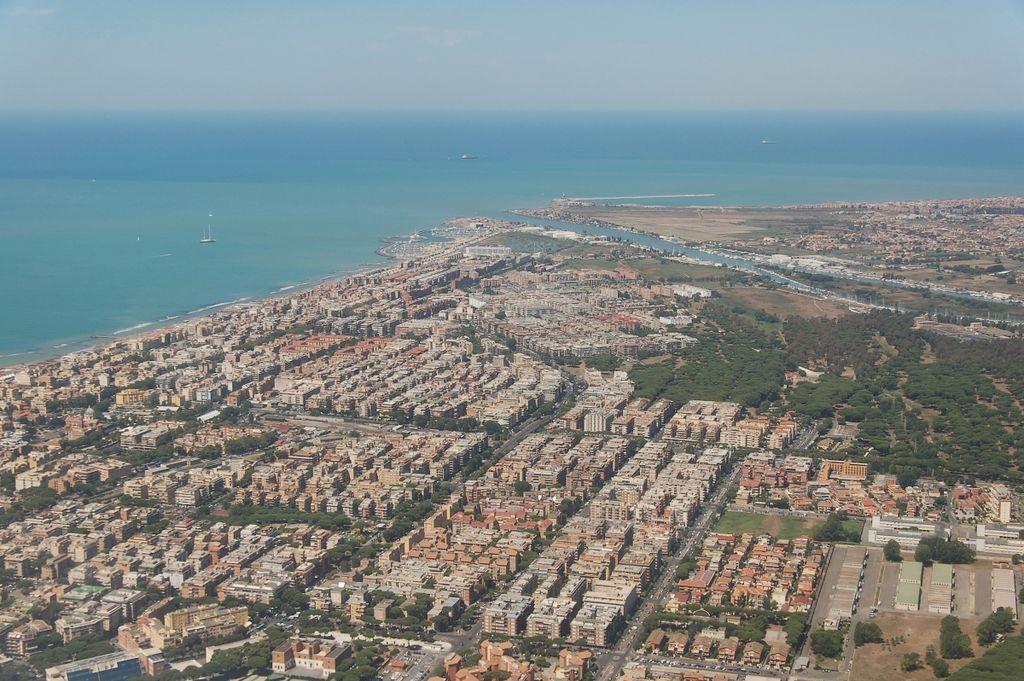 mare più vicino a Roma