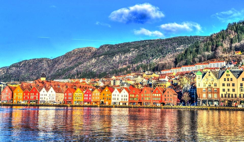 Bergen Norvegia