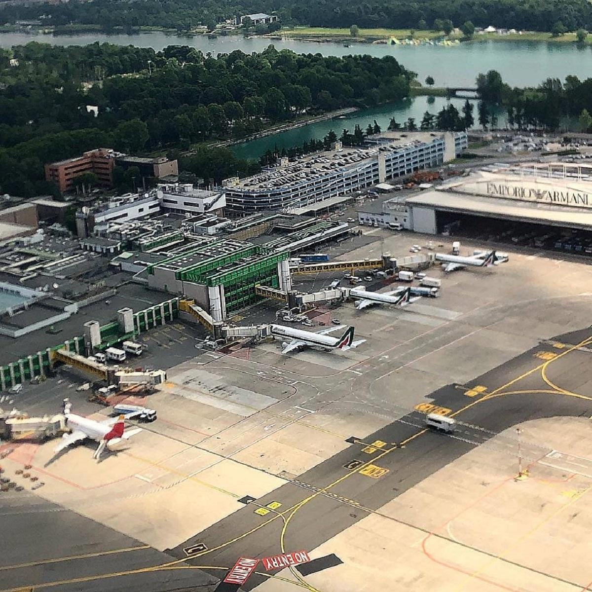 Risultati immagini per aeroporto linate milano