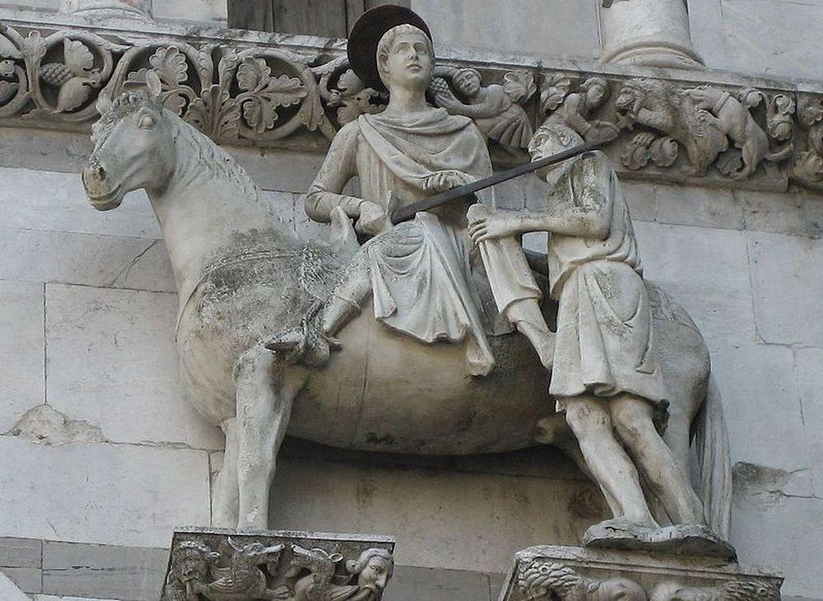 800px Saint Martin   Duomo Lucca Italia