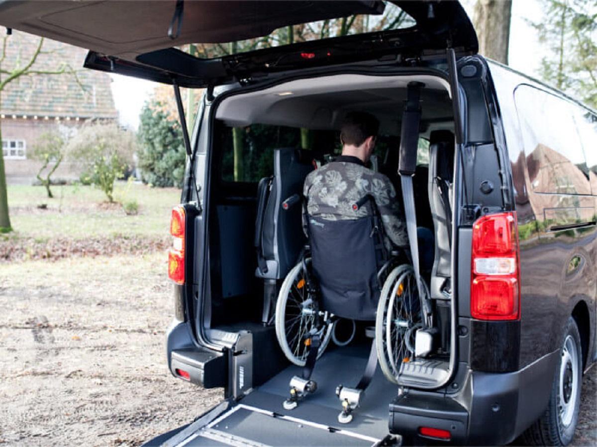 veicoli per disabili