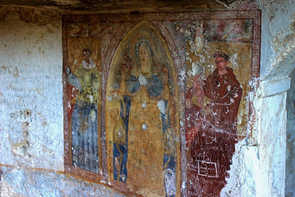 Ginosa, chiesa rupestre di Santa Sofia