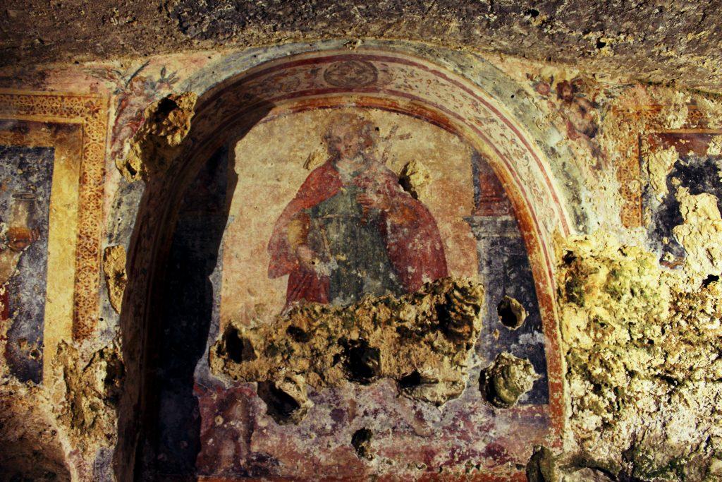 Laterza, chiesa rupestre di San Vito