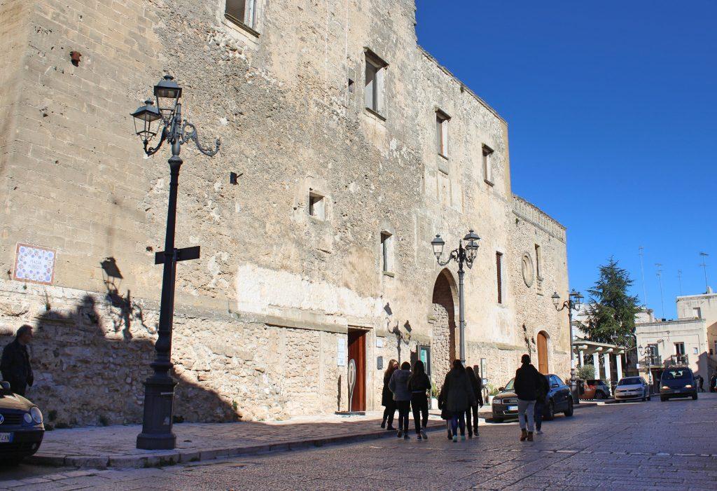 Laterza, il Palazzo Marchesale