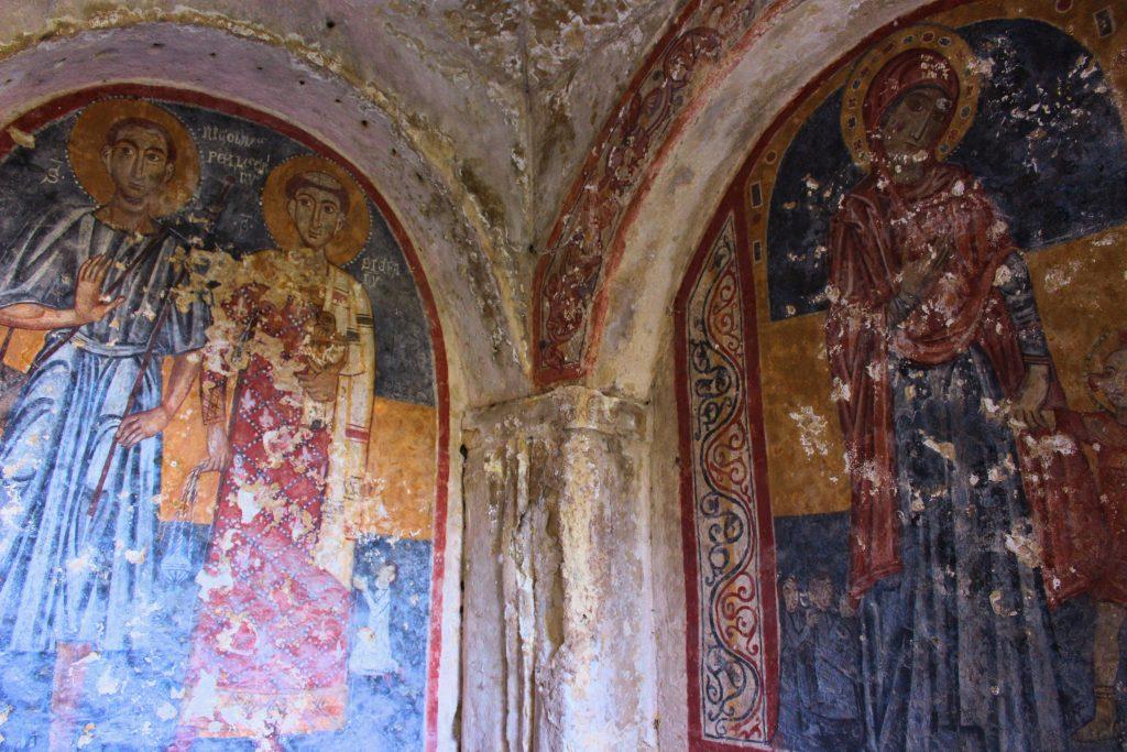 Massafra, chiesa rupestre della Candelora