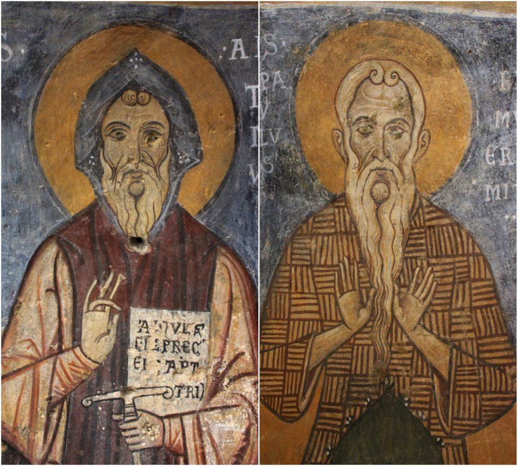 Massafra, chiesa rupestre di San Leonardo