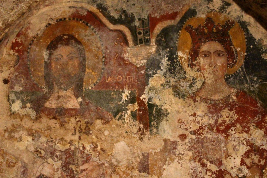 Massafra, chiesa rupestre di Sant'Antonio Abate