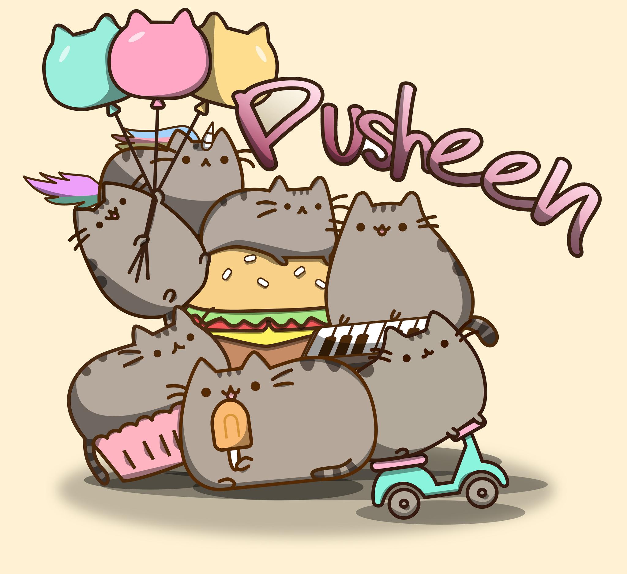 Pusheen Cafè