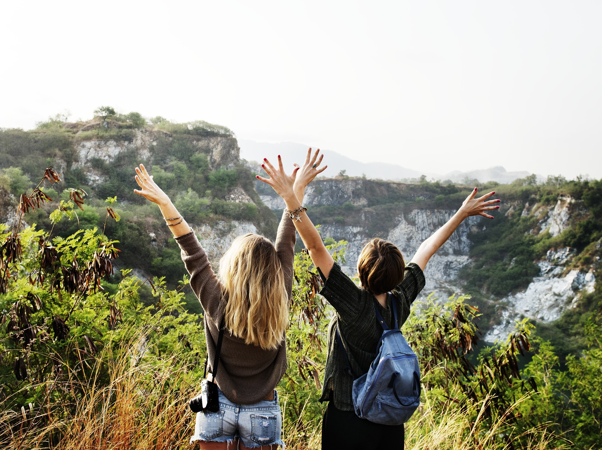 Viaggi tra amiche