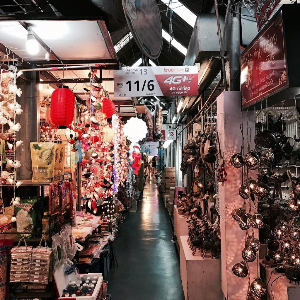 Mercato di Chatuchak