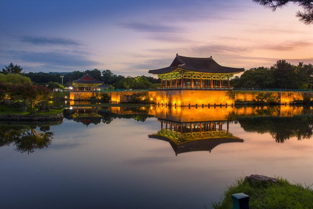 Gyeongju - Corea del Sud
