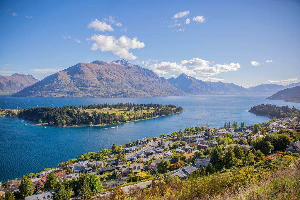Queenstown - Nuova Zelanda