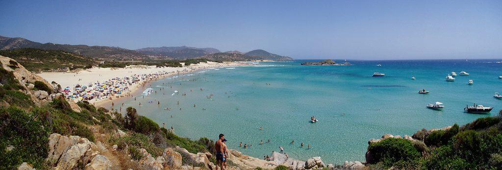 Spiaggia di Su Giudeo