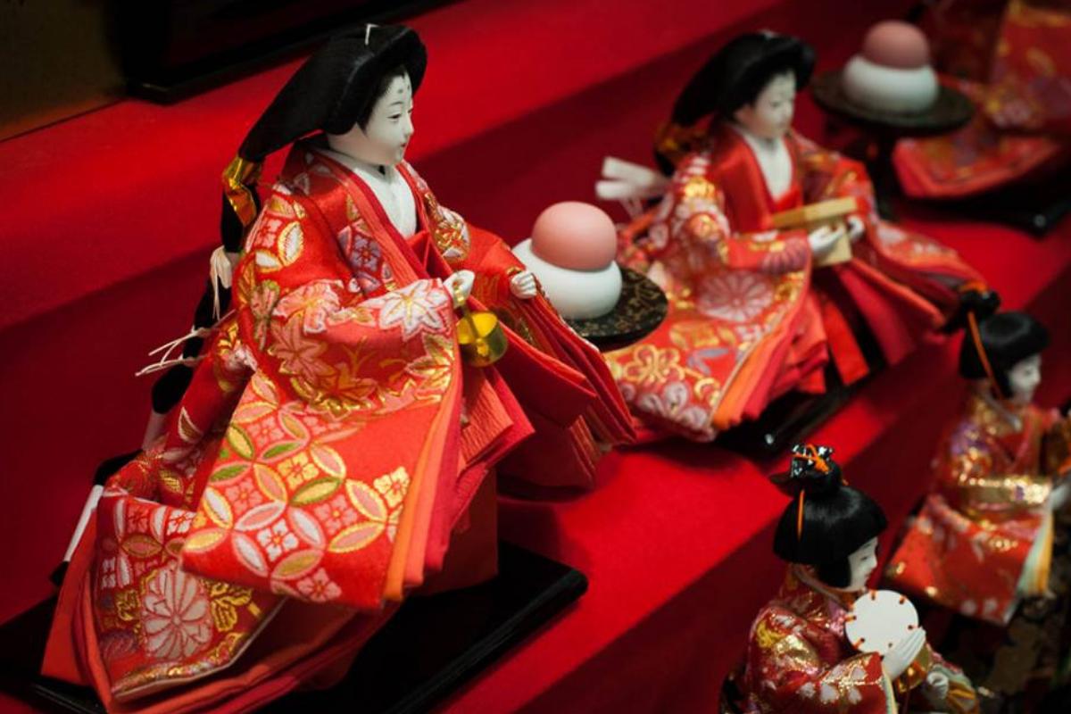 festa delle bambole