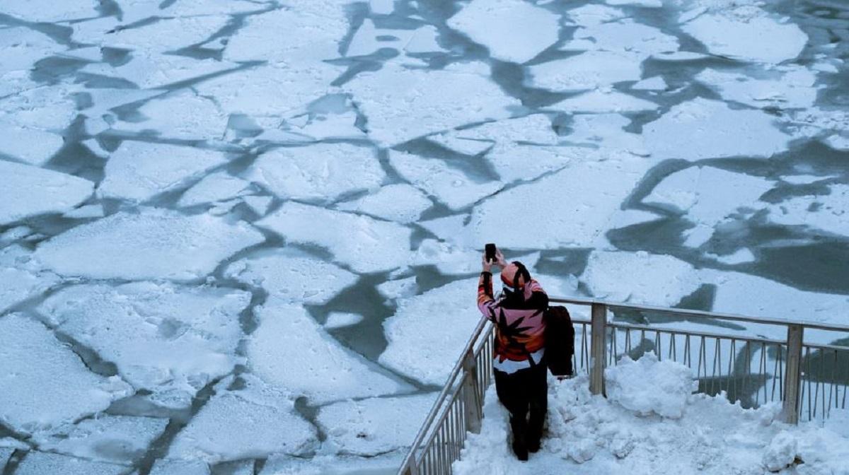 Ondata di freddo record negli Stati Uniti, con temperature fino a -40 gradi