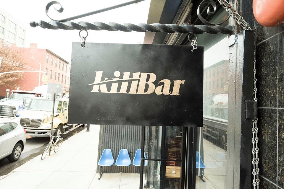 kill bar