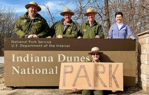 Indiana Dunes National Park, nato nuovo parco lungo il Lago Michigan
