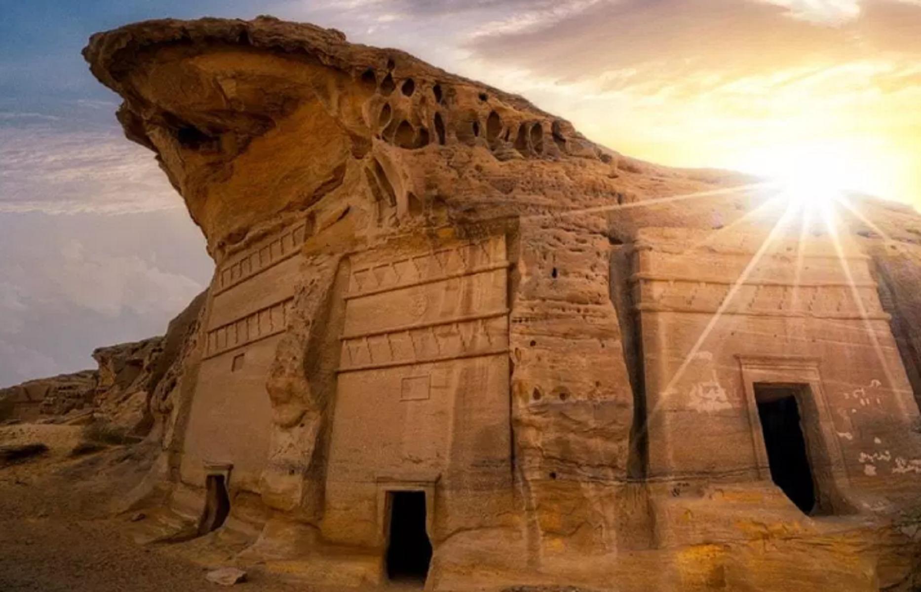 Nasce una sala concerti tra le tombe antiche dell'Arabia Saudita
