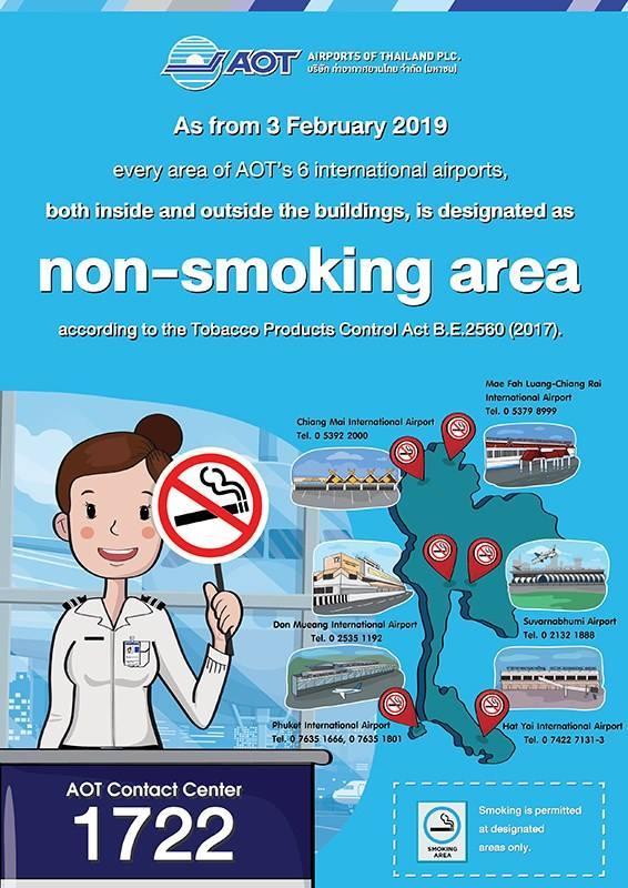 thailandia sigarette vietate