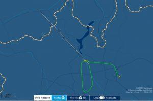 Aereo partito da Linate colpito da un fulmine: atterraggio d'emergenza