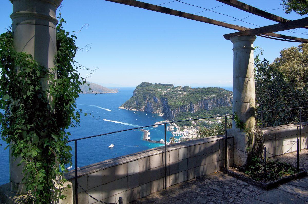 "Villa ""San Michele"" di Axel Munthe Capri"