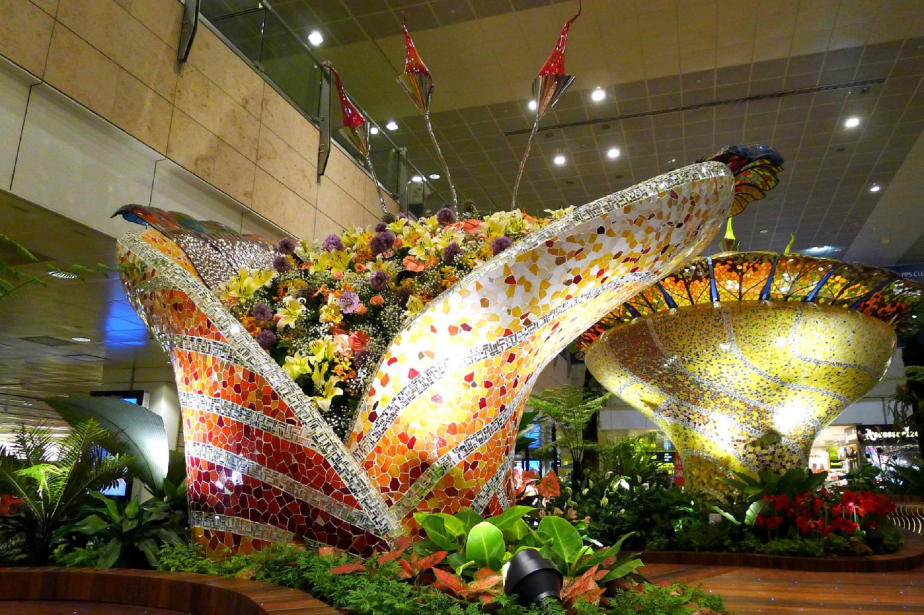 Singapore nominato migliore aeroporto del mondo