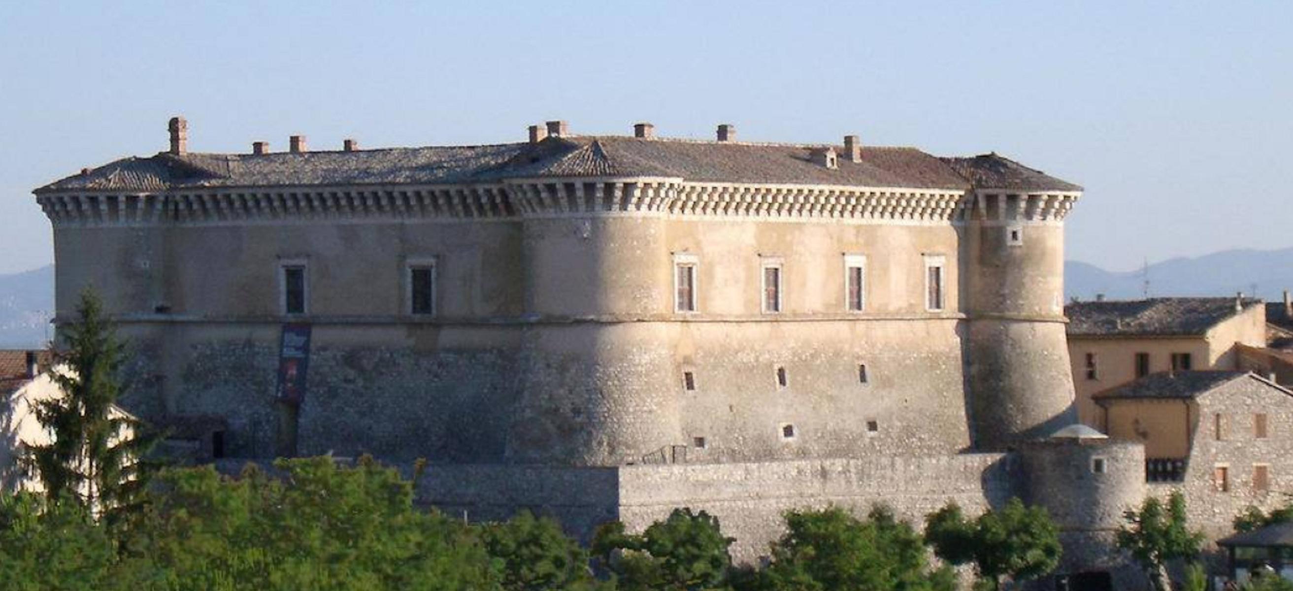 Il Castello di Alviano: la location della scelta di Gemma Galgani