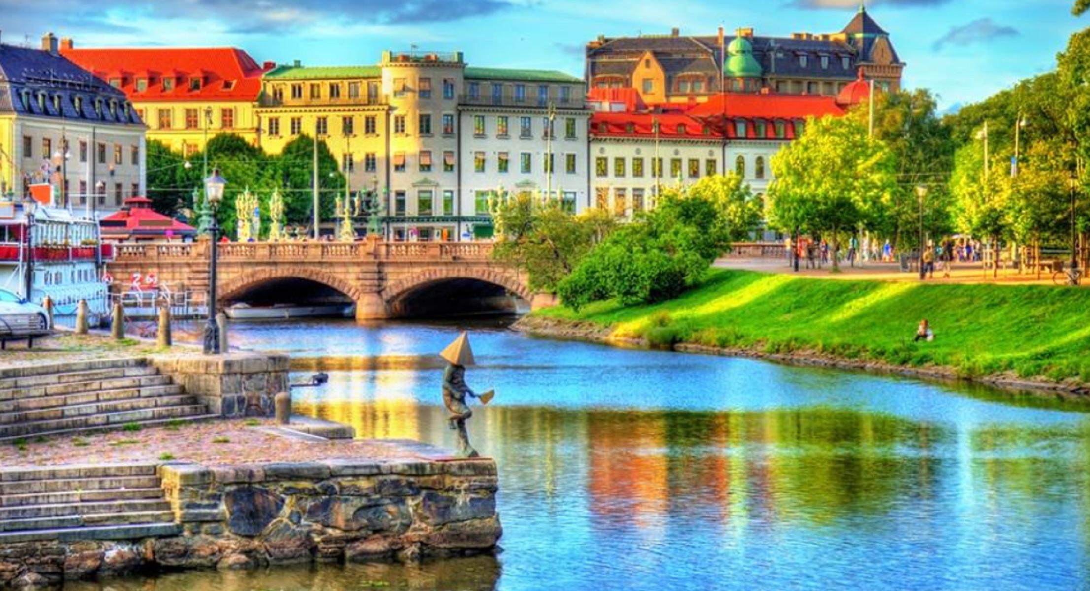 Göteborg, cosa fare nella città più social