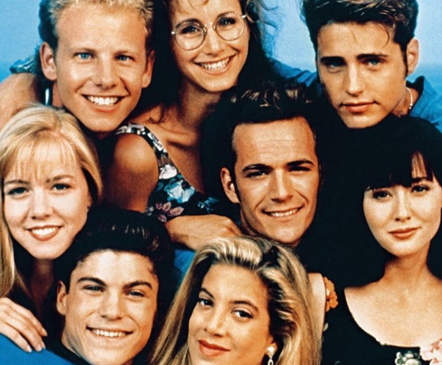 Beverly Hills 90210: location e curiosità sul telefilm degli anni '90