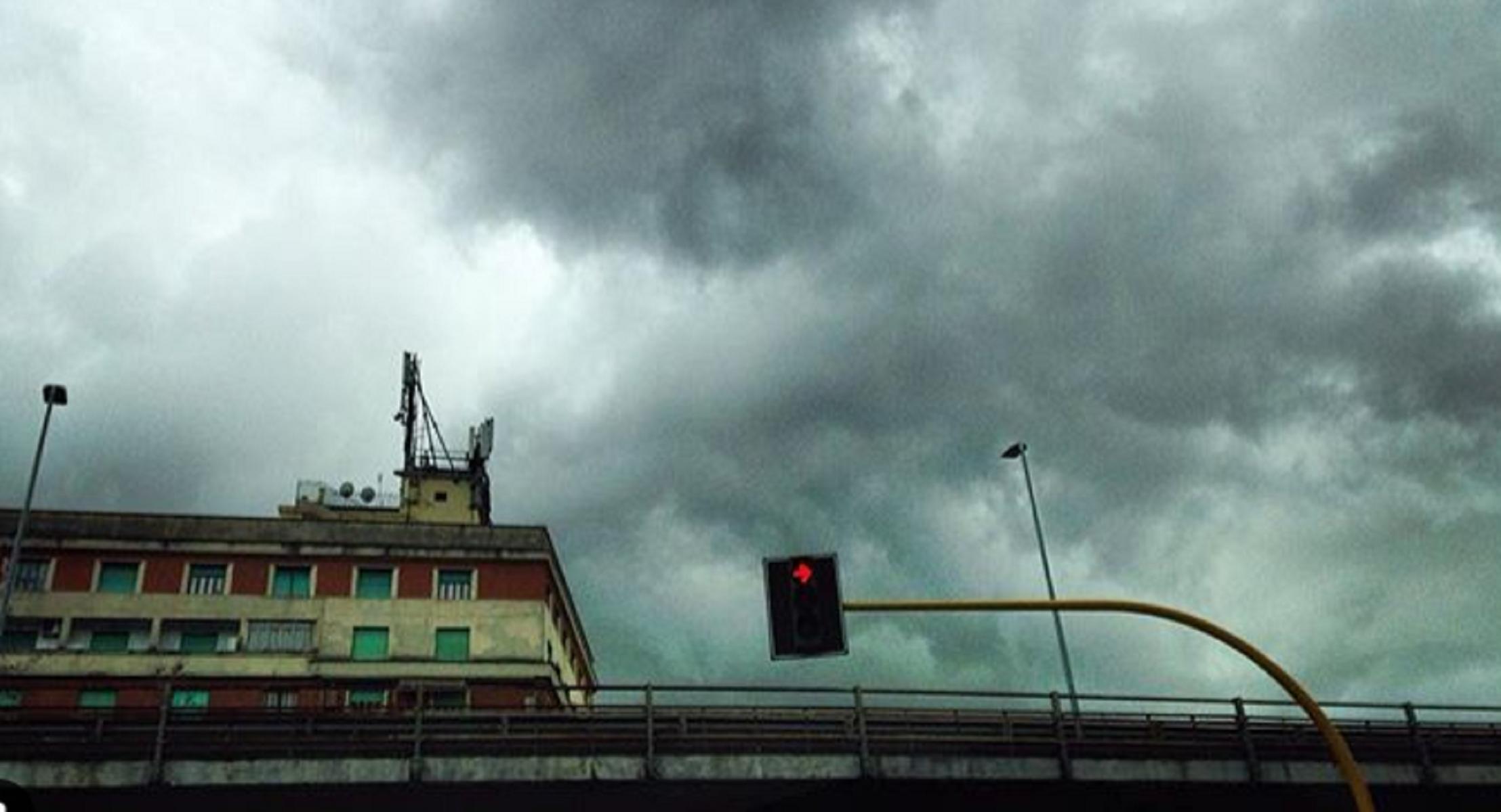 Meteo: primi temporali di stagione sul Nord Italia