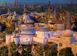 Il mondo di Star Wars presto realtà: dove aprirà il parco?