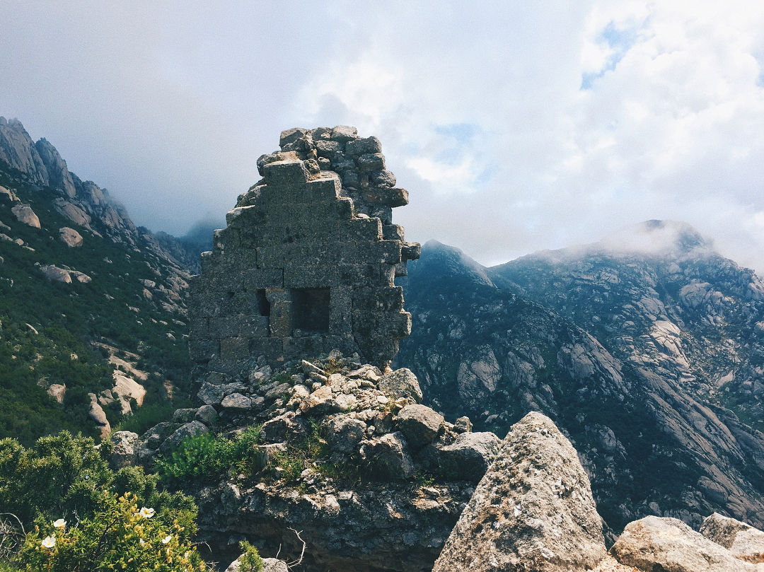 abbazia montecristo