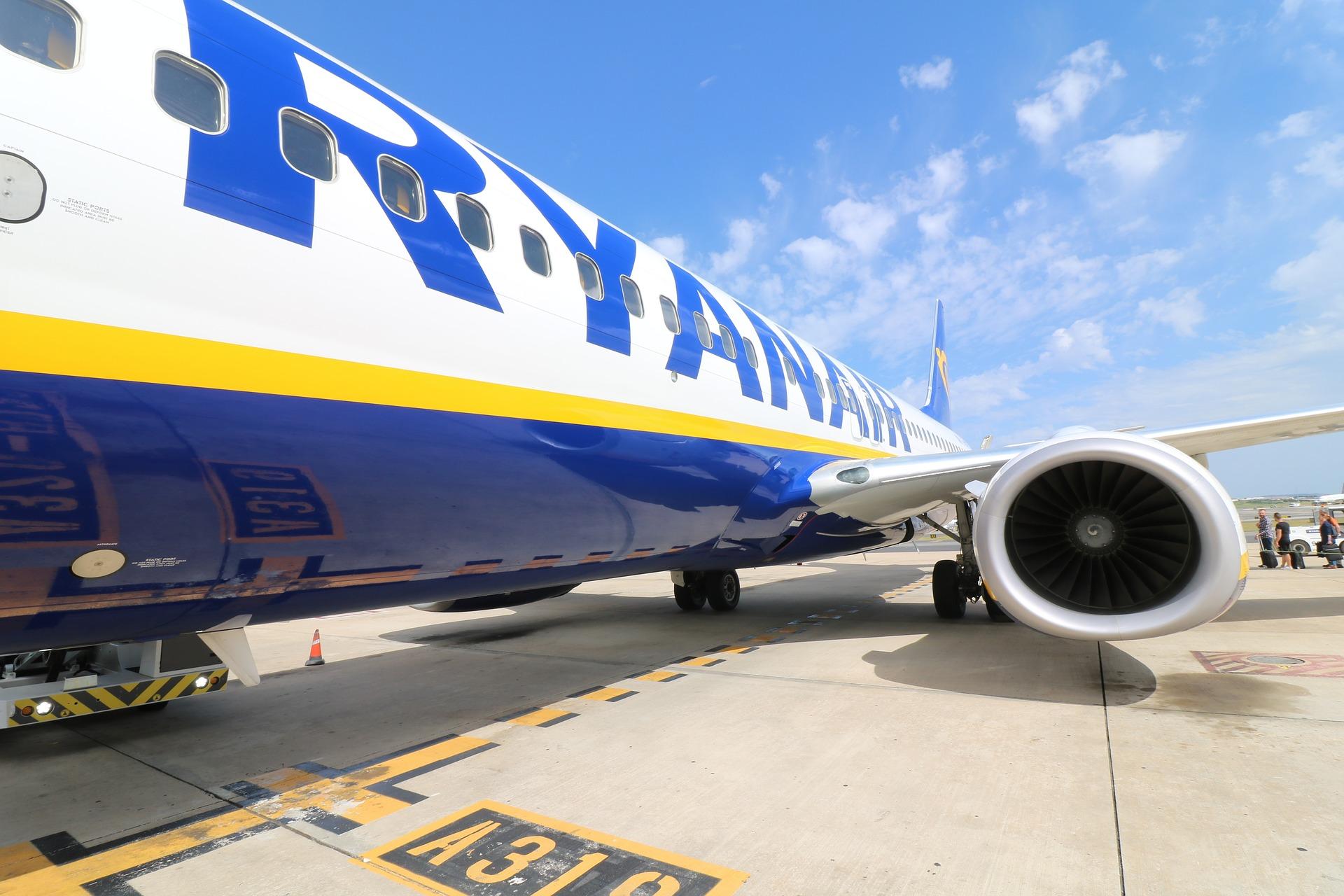 Ryanair, offerte low cost per Pasqua