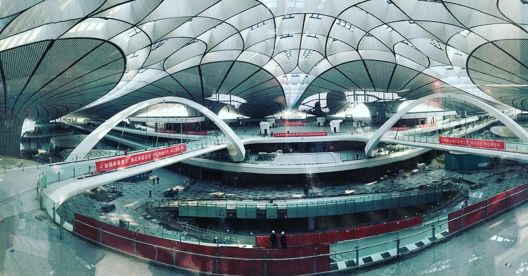 Beijing Daxing Airport 2