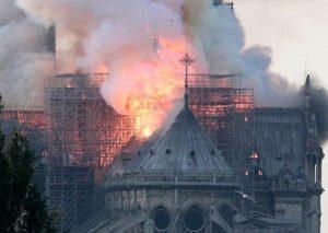 Notre Dame, la storia della Cattedrale distrutta dalle fiamme
