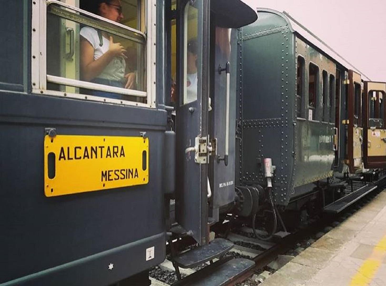 Alla scoperta della Sicilia a bordo dei treni storici del gusto