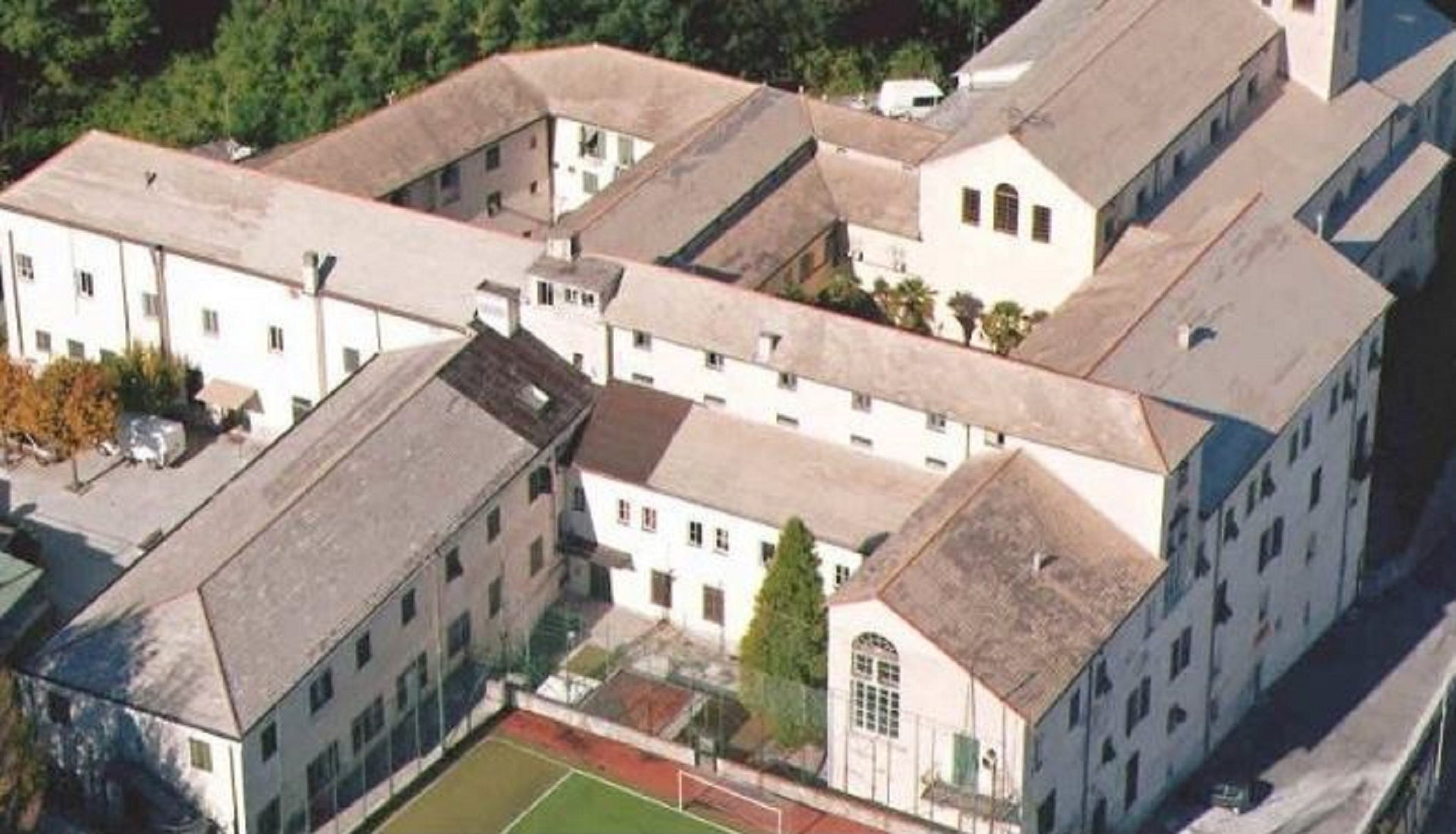 Genova, Abbazia del Boschetto di Cornigliano aperta al pubblico