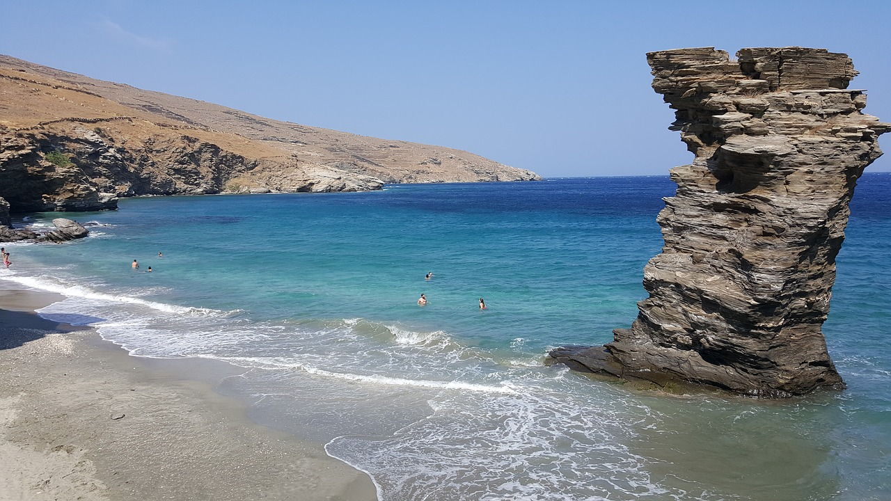 andros spiagge