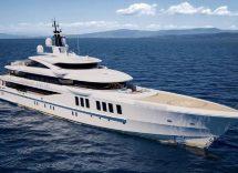 Benedetti Spectre yacht migliore