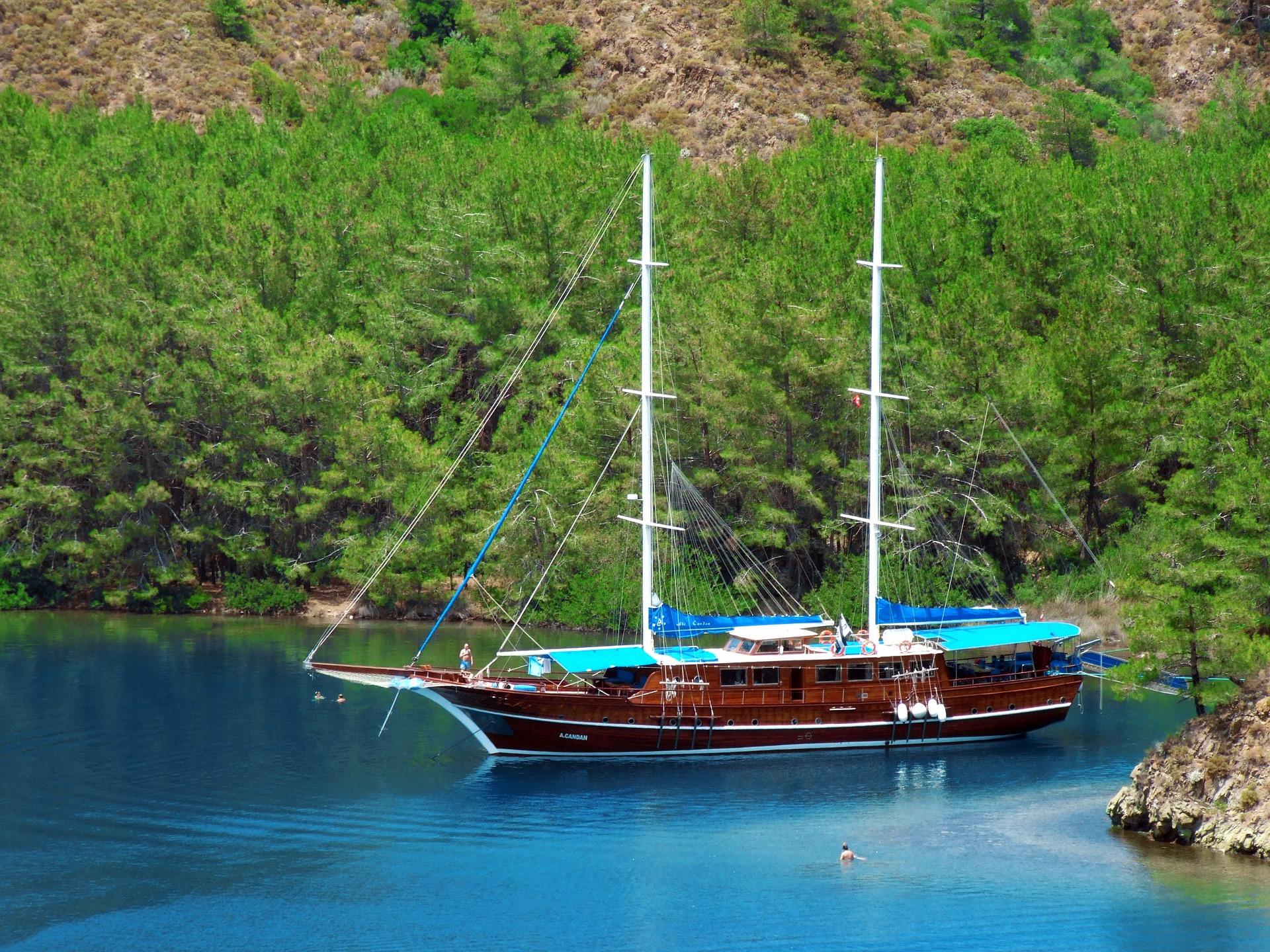 Vacanza in barca, le mete per trascorrere un estate perfetta